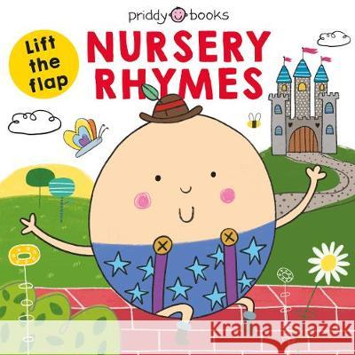 Lift The Flap Nursery Rhymes Roger Priddy   9781783419982