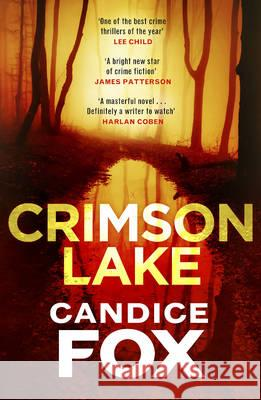 Crimson Lake  Fox, Candice 9781784758066