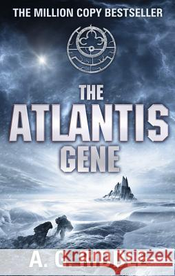 Atlantis Gene A G Riddle 9781784970093 Head Of Zeus
