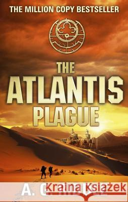 Atlantis Plague A G Riddle 9781784970116 Head Of Zeus