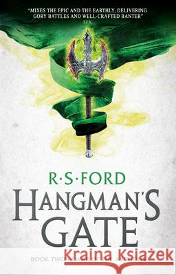 Hangman's Gate (War of the Archons 2) R. S. Ford 9781785653117