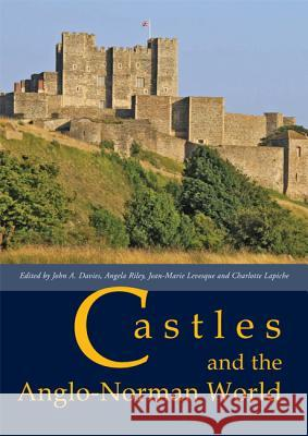 Castles and the Anglo-Norman World: Proceedings of a Conference Held at Norwich Castle in 2012 John A. Davies 9781785700224