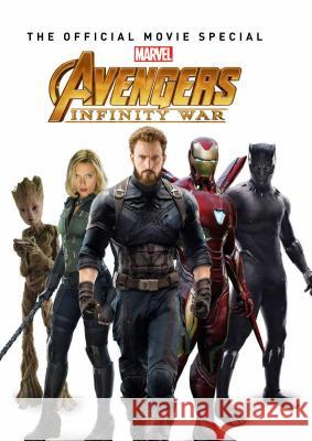 Avengers: Infinity War - The Official Movie Special Titan 9781785868054