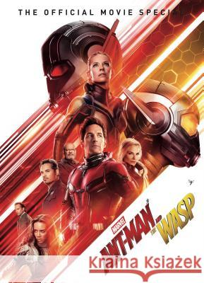 Ant-Man and the Wasp - The Official Movie Special Titan 9781785868092