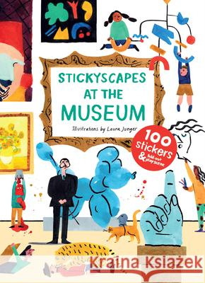 Stickyscapes at the Museum Laura Junger 9781786272607