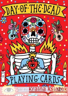 Day of the Dead (Spielkarten) : Playing Cards Ricardo Cavolo 9781786275103