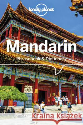 Lonely Planet Mandarin Phrasebook & Dictionary Lonely Planet 9781786571694