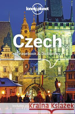 Lonely Planet Czech Phrasebook & Dictionary Lonely Planet 9781786573698