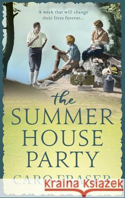 The Summer House Party Fraser, Caro 9781786691484