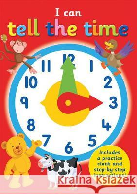 I Can Tell the Time Kate Thomson Barry Green  9781787008427