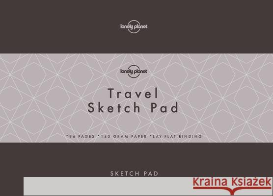 Lonely Planet's Travel Sketch Pad Lonely Planet 9781787017276