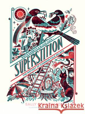 Superstition : White Rabbits and Black Cats - The History of Common Folk Beliefs Sally Coulthard 9781787133631