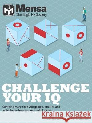 Mensa Challenge Your IQ Pack    9781787392953