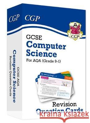 New Grade 9-1 GCSE Computer Science AQA Revision Question Cards CGP Books CGP Books  9781789084467
