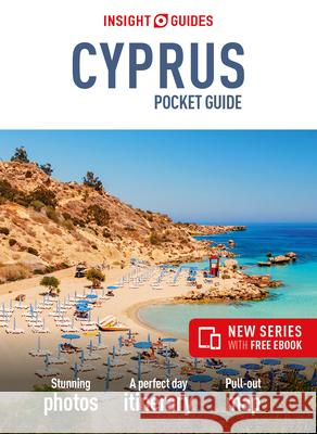 Insight Guides Pocket Cyprus Insight Guides 9781789190830
