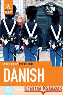 Rough Guide Phrasebook Danish APA Publications Limited 9781789194333