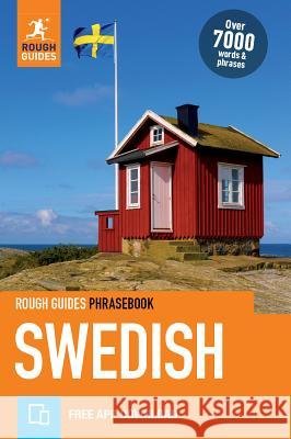 Rough Guide Phrasebook Swedish APA Publications Limited 9781789194340