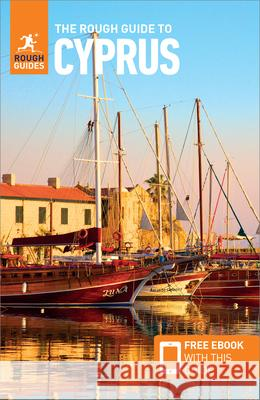 The Rough Guide to Cyprus Rough Guides 9781789194517
