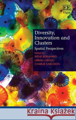 Diversity, Innovation and Clusters: Spatial Perspectives Irene Bernhard Urban Grasjoe Charlie Karlsson 9781789902570