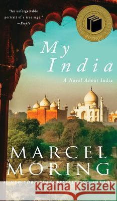 My India: A Novel about India Marcel Moring   9781790742660