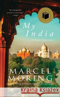 My India: A Novel about India Marcel Moring   9781790895984