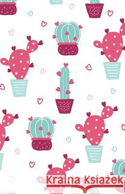 Dot Grid Journal: Beautiful Pink Cactus Bullet Dotted Grid Journal for Women and Teen Girls - Creative Journal for Entrepreneur Women Bl Ladymberries Journals 9781792695308