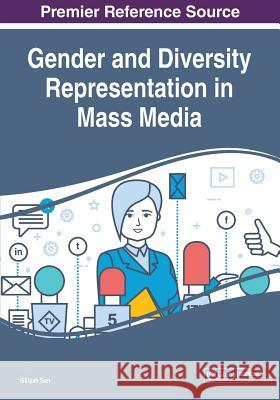 Gender and Diversity Representation in Mass Media  9781799801290