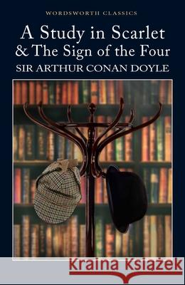 A Study in Scarlet & the Sign of the Four Doyle Arthur Conan 9781840224115