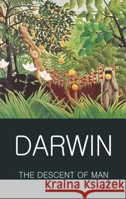 The Descent of Man Darwin Charles 9781840226980