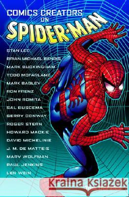 Comics Creators on Spider-Man Tom DeFalco 9781840234220