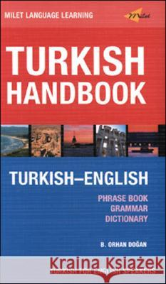 Turkish Handbook: Phrase Book Grammer Dictionary  9781840594966