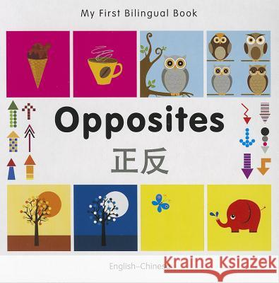 My First Bilingual Book-Opposites (English-Chinese)   9781840597349