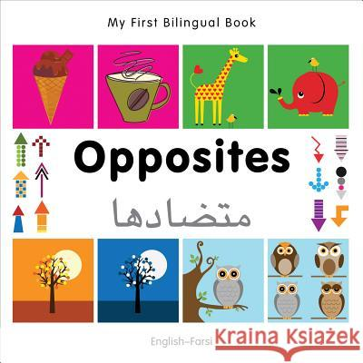 My First Bilingual Book-Opposites (English-Farsi)   9781840597356