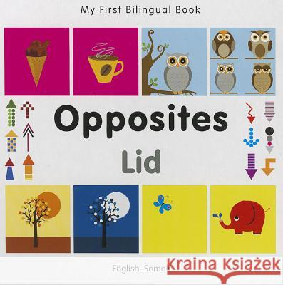 My First Bilingual Book-Opposites (English-Somali)   9781840597431