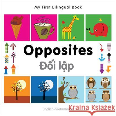 My First Bilingual Book - Opposites: English-vietnamese   9781840597479