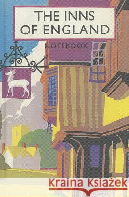 The Inns of England Notebook Cook, Brian 9781840655858