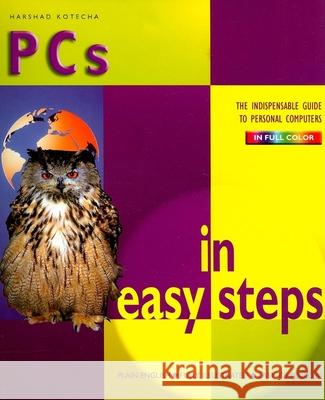 PCs in Easy Steps  9781840780932