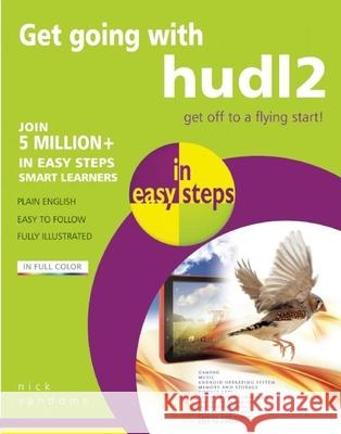 Get Going with Hudl2 in Easy Steps Nick Vandome 9781840786484 In Easy Steps