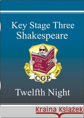 KS3 English Shakespeare Text Guide - Twelfth Night   9781841461496