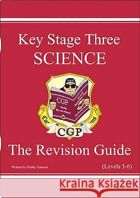 KS3 Science Revision Guide - Levels 3-6   9781841462400