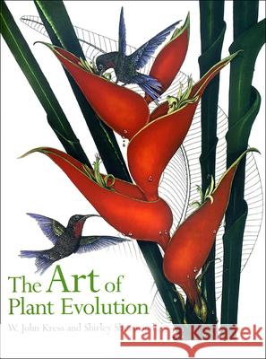 The Art of Plant Evolution W. John Kress Shirley Sherwood 9781842464175