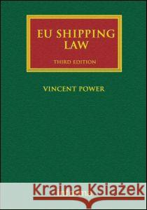 EU Shipping Law Power 9781843116332