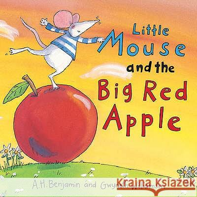 Little Mouse and the Big Red Apple A H Benjamin 9781845060787 0