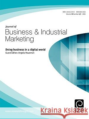 Doing Business in a Digital World Angela Hausman 9781845443252
