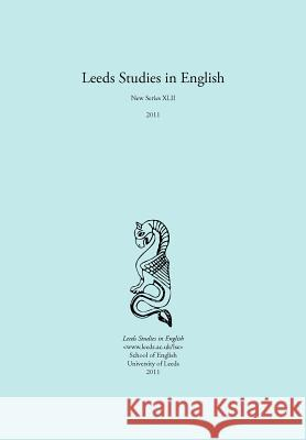 Leeds Studies in English 2011 Alaric Hall 9781845495510