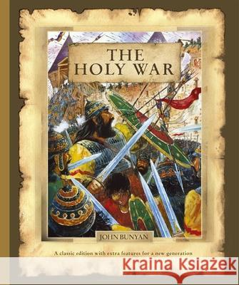 The Holy War John Bunyan 9781845503949