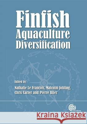 Finfish Aquaculture Diversification N. L 9781845934941