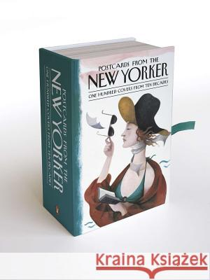 Postcards from the New Yorker: One Hundred Covers from Ten Decades The New Yorker 9781846144691