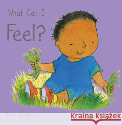 What Can I Feel? Annie Kubler 9781846433740