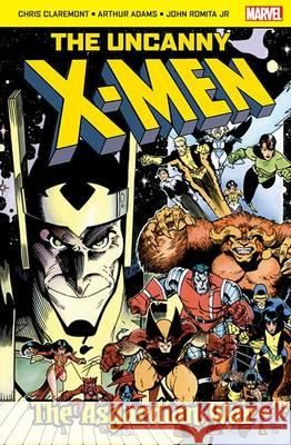 Uncanny X-Men: The Asgardian War  Claremont, Chris 9781846532085
